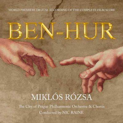 Score to BEN-HUR, Composed by MIKLÓS RÓZSA