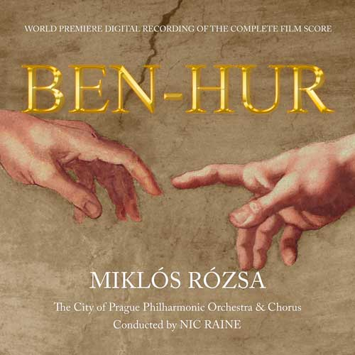 Score to BEN-HUR, Composed by MIKLÓS RÓZSA