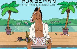 "LAKESHORE RECORDS TO RELEASE ""BOJACK HORSEMAN"" (MUSIC FROM THE NETFLIX ORIGINAL SERIES)"