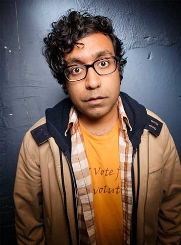 HARI KONDABOLU THE PROBLEM WITH APU