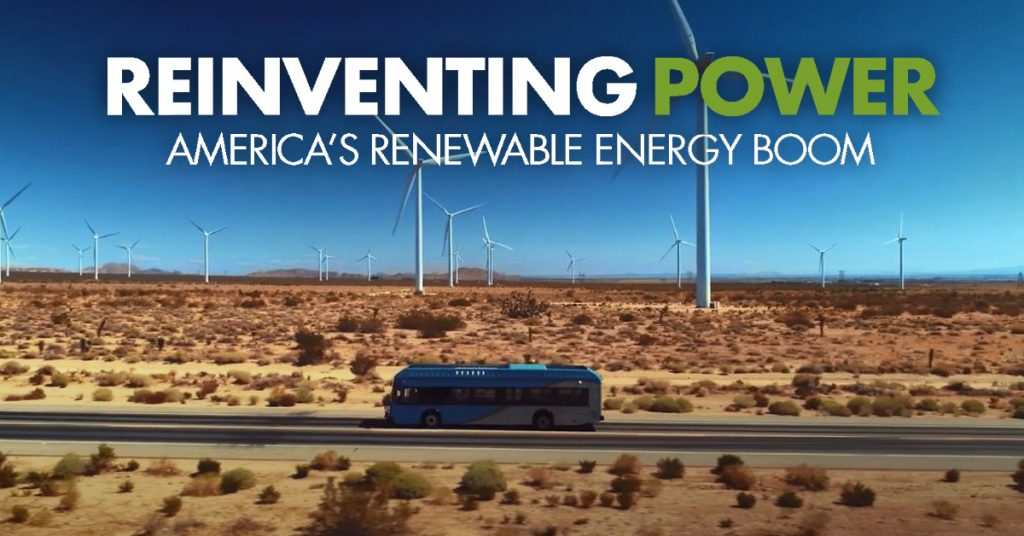 Brennon Edwards Reinventing Power: America's Clean Energy