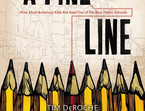 Tim DeRoche Talks About Inequality in America's Public Schools