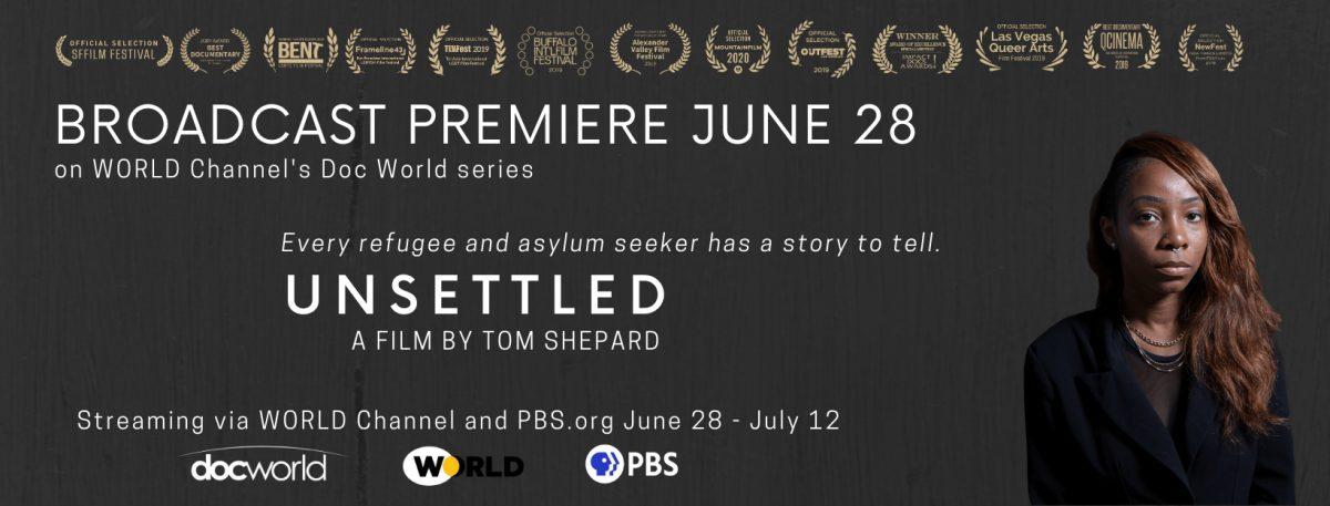 Tom Shepard's UNSETTLED