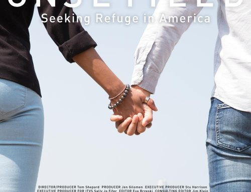 Tom Shepard Talks About UNSETTLED: Seeking Refuge in America