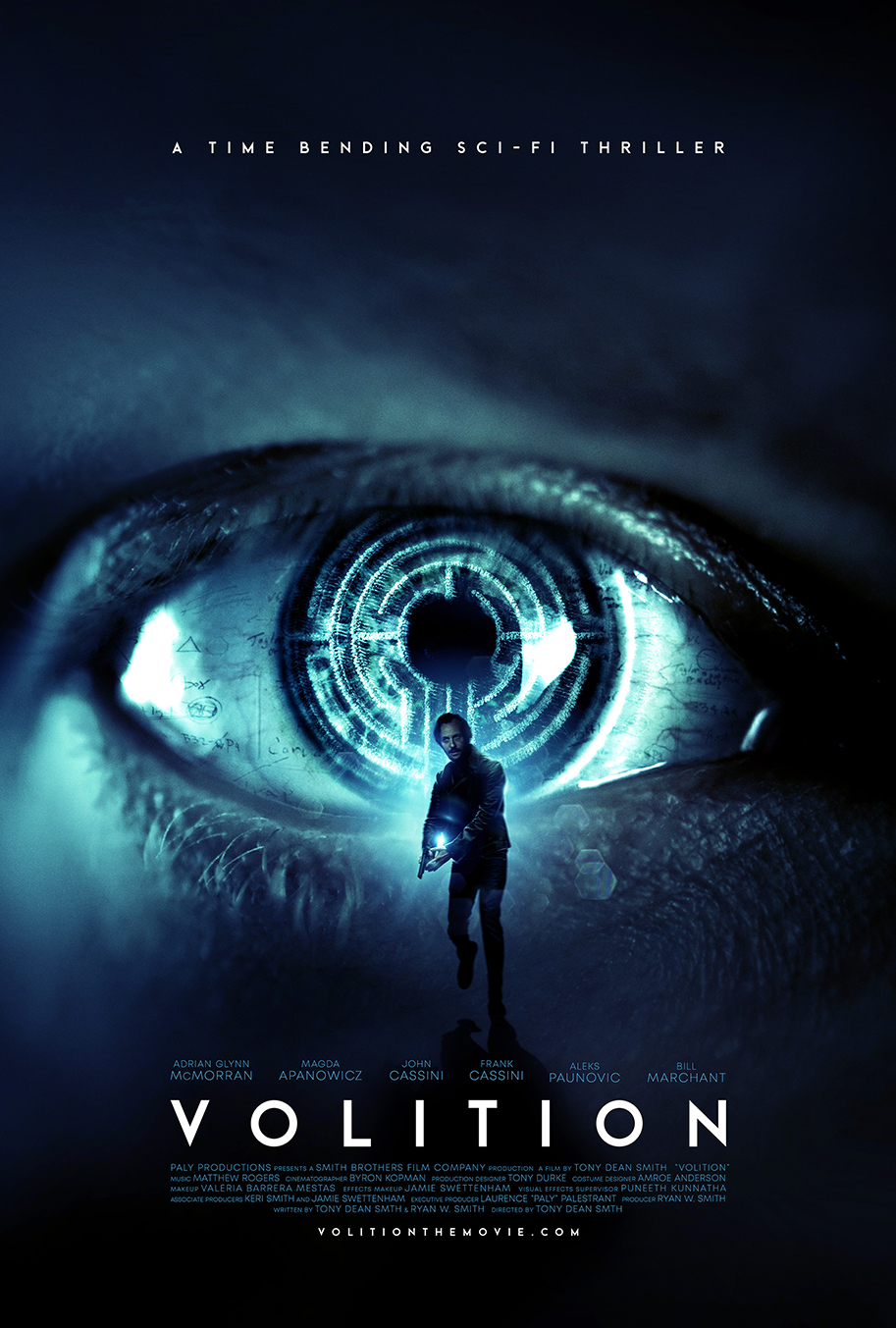 Volition Film Poster