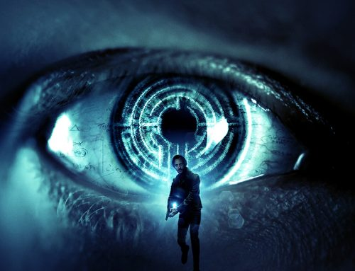 """Tony Dean Smith Talks About His Sci-Fi Thriller """"Volition"""""""