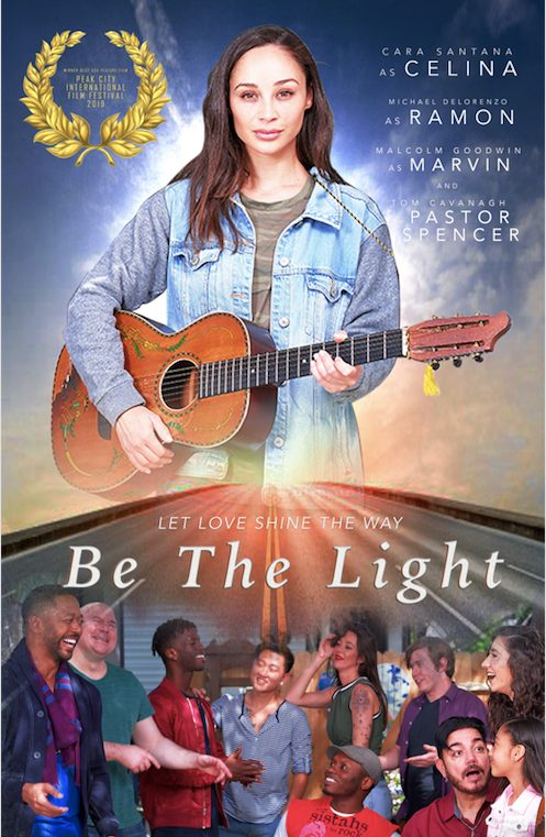 Be The Light movie poster