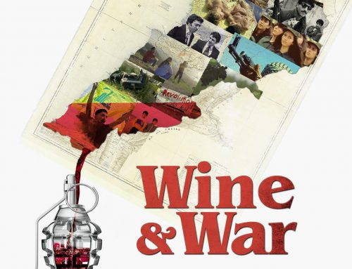 Mark Johnston and Mark Ryan reveal the untold story of wine in the Middle East