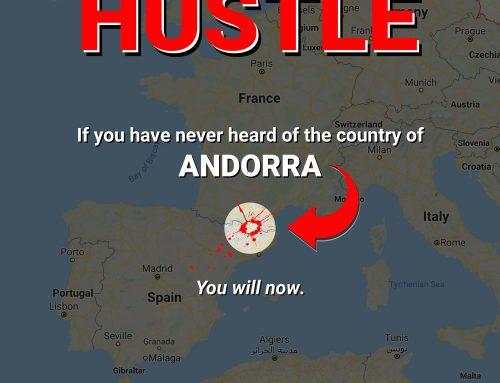 Eric Merola Talks About THE ANDORRA HUSTLE