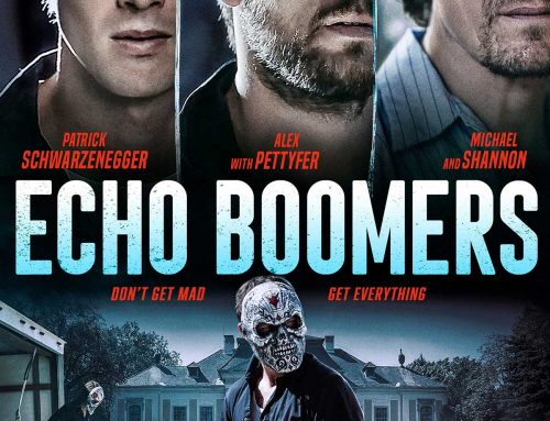 Seth Savoy talks about making the crime thriller ECHO BOOMERS